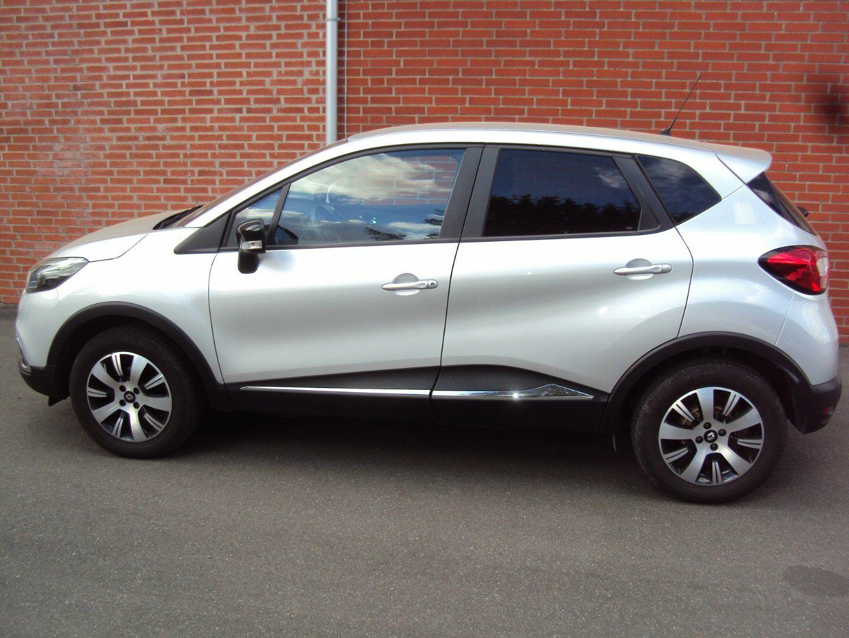 Renault Captur 0,9 TCe 90 Expression 5d - 139.900 kr.