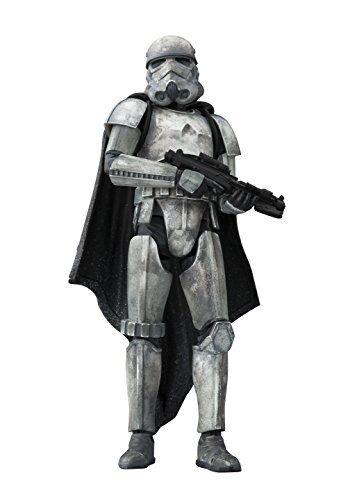 Bandai S.H.Figuarts solo a Star Guerre Storia Mimban Stormtrooper 6