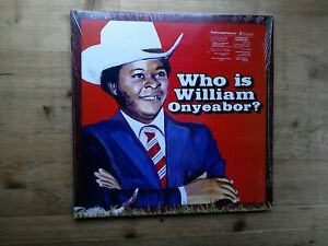 Who-Is-William-Onyeabor-Near-Mint-3-x-Vinyl-Record-Luaka-Bop-LP-0079
