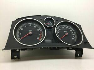 Opel-Astra-Km-H-Compteur-de-Vitesse-Instrument-Cluster-Speedo-13184317