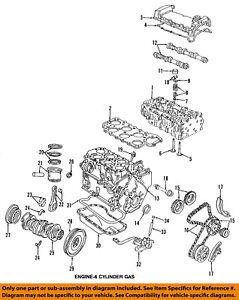 VW VOLKSWAGEN OEM 95-04 Jetta-Engine Harmonic Balancer 021105243D | eBayeBay