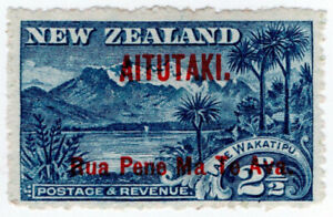 I-B-New-Zealand-Postal-Aitutaki-2-d-OP