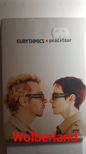1 of 1 - Peacetour by Eurythmics [ DVD ] Multi Region, FREE Next Day Post