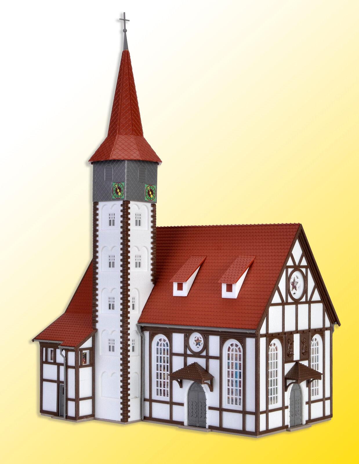 VOLLMER 43768 échelle H0, Église à pans de bois Altbach in