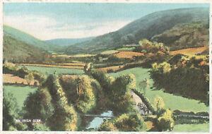 Rare Vintage Irish Life Lovely Postcard 'An Irish Glen' 4602 Unposted (1975).