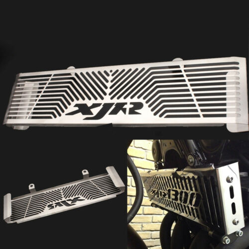 Motorcycle Radiator Guard Cover Grille Protector For YAMAHA XJR1300 1998-2008