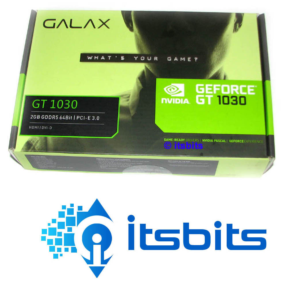 Galax Geforce Gt 1030 2gb Video Card Ebay Asus Ddr4 Norton Secured Powered By Verisign