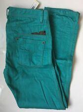 NWT DIESEL DARRON  Regular Slim- Tapered Sea/Blue Jeans 32/32 100%cotton  $195