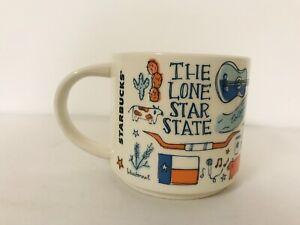Starbucks TEXAS BEEN THERE SERIES Mug 2017