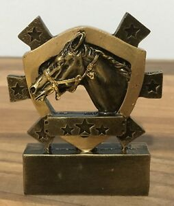 "Lynx Horse Pony Trophy Award  /""FREE ENGRAVING/"""