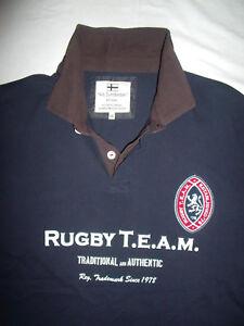 pour nils Grand maillot homme xxxl Sundstr Team m marron nouveau gr rugby noir Bqwv5Wqr