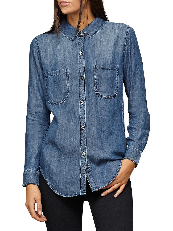 RAILS Clothing Carter Shirt Colour Dark Vintage Wash Größe X Small
