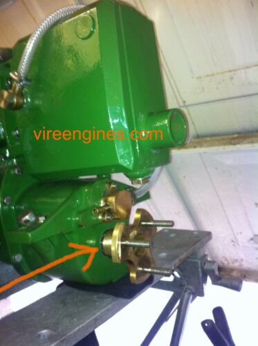 VIRE 6//7//12 OUTPUT BUSH /& SEAL ss upgrade to stop driveshaft leaks