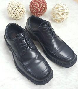 0fb7d8027c53d Men s Dexter Comfort Dress Shoes Spencer Oxford Lace up Black Size 8 ...
