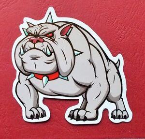 Sticker-Decal-034-Bulldog-034-Gloss-Optics-Stickerbomb-Skateboard-Laptop