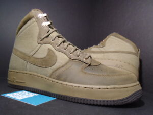 Image is loading NIKE-AIR-FORCE-1-HI-DECONSTRUCT-MILITARY-BOOT-