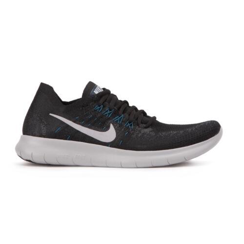 Zapatillas Rn 880843 008 Nike Free 2017 Running Flyknit Negro Hombre 8YTwqq