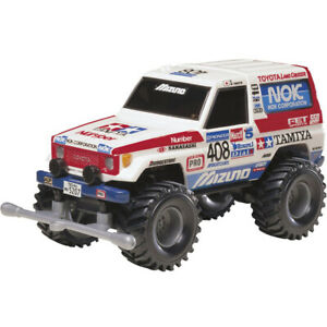 Toyota Mini Truck >> Details About Tamiya 19013 Mini 4wd Racer Mini Truck 1 32 Toyota Land Cruiser 90 Paris Dakar