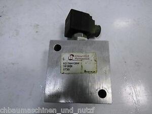 Integrated Hydraulics Flow Control Valve Steuerblock Hydraulikblock Ventil (3)