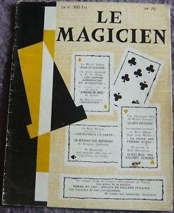 Le magicien 1959, Robert Veno, Mayette
