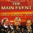 Highlights From The Main Event 0743218648724 by Olivia Newton-john CD