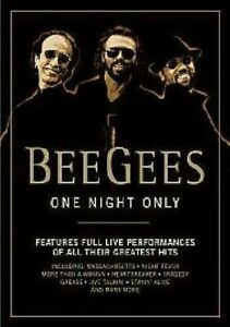 Ape Gees - One Night Only Nuovo DVD Region 0
