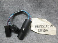 Subaru Switch Wire Part No. Soa332a315 Old Stock 24222