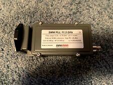 Smw Pll 113 Ghz Swedish Microwave Ab Req Range 1225 1275 Ghz