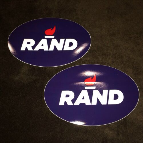 2 Rand Paul Senator Kentucky Official 2016 President Campaign Bumper Sticker Lot