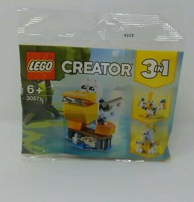 LEGO Creator Poly Sac 30471-helicoptor X 1-NEUF.