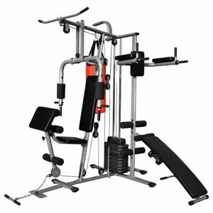 Multi-functional-Home-Gym-with-1-Boxing-Bag-All-in-one-Strength-Training