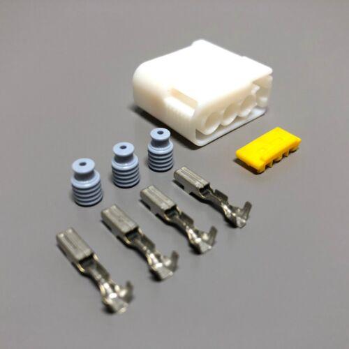 Subaru Impreza WRX STI 3-Pin White Ignition Coil Pack Connector Plug EJ20 EJ25