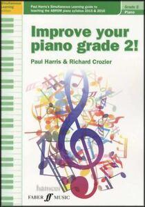 Améliorer Votre Piano Grade 2 Guide To Teaching Abrsm Syllabus 2015-2016-afficher Le Titre D'origine