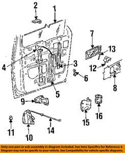 chrysler engine schematics chrysler oem door hinge 4673379 ebay  chrysler oem door hinge 4673379 ebay