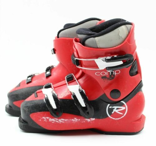 Mondo 22.5 Used Size 4.5 Details about  /Rossignol Comp J Junior Ski Boots