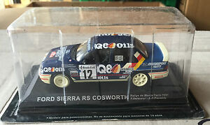DIE-CAST-034-FORD-SIERRA-RS-COSWORTH-RMC-1991-034-RALLY-DEA-SCALA-1-43