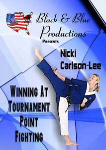 Winning-at-Tournament-Point-Fighting-With-Nicki-Carlson-Lee-Instructional-DVD