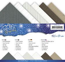 Precious Marieke-Lino Carta-SET-Winter Wonderland 13,5x27 cm pm-4k-10008
