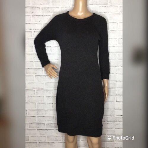 Community Aritzia Dress XS Gray Long Sleeve