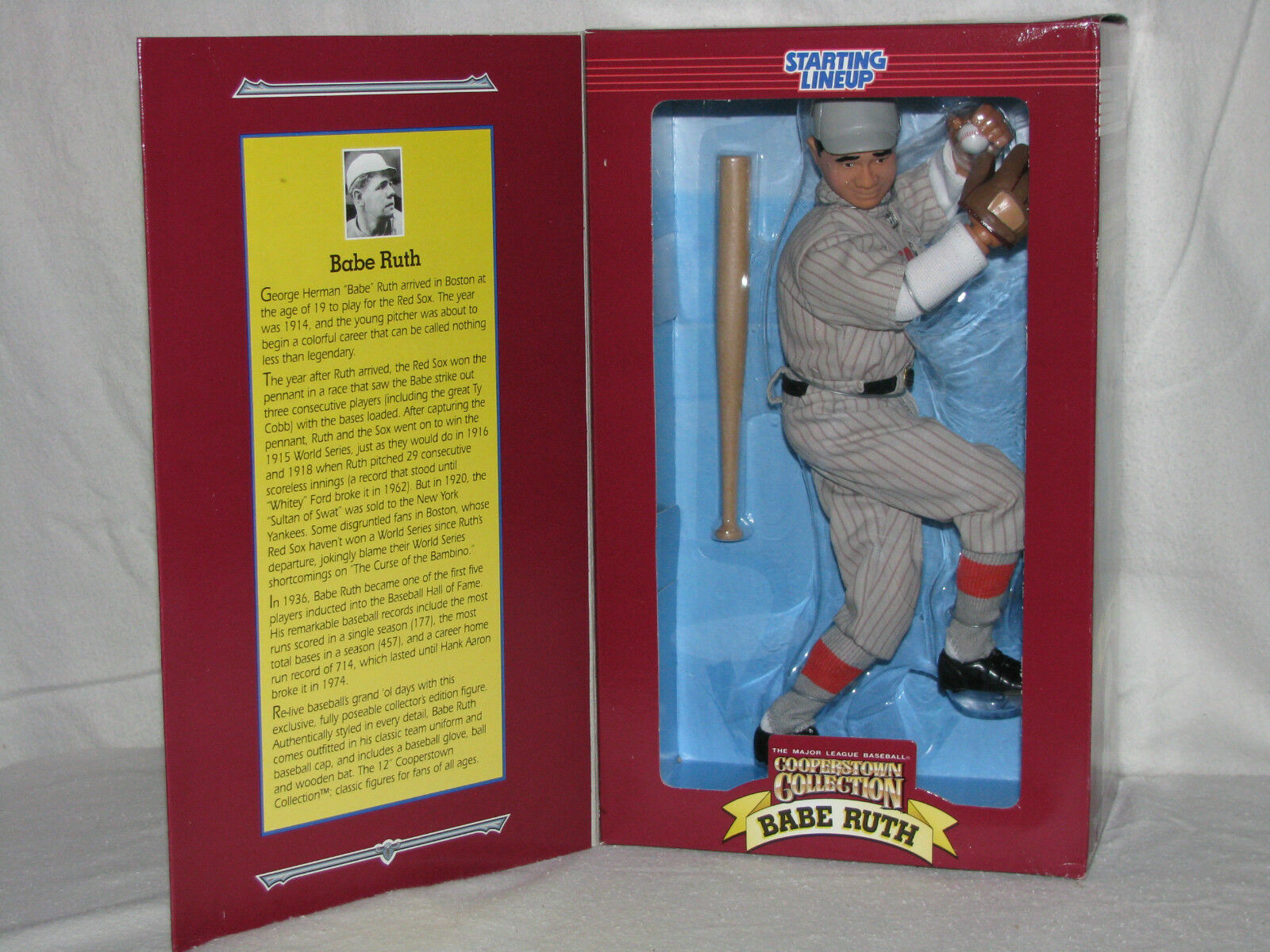 Starting Lineup Cooperstown New New New Case 12