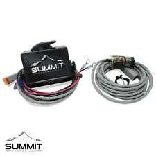 Maintained Rocker Switch Box Controller For Summit Dv Series Valves