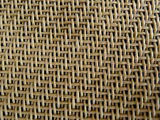 """20""""x16"""" Grille Cloth Fabric Wheat Beige For 1x12 Orange Mesa Boogie AMP"""