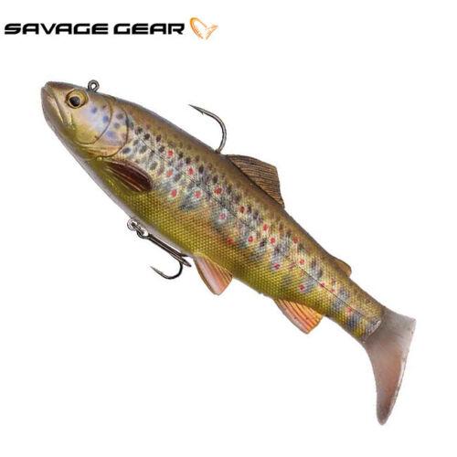 Savage Gear 4D RATTLE TROUT Medium Sinking 17cm 80g