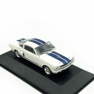 Ford-Mustang-Shelby-GT-350H-1965-1-43-Model-Car-Diecast-Toy-Vehicle-Kids-Gift