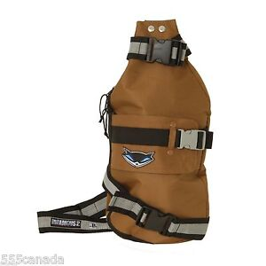 infamous 2 cole macgrath sling messenger backpack hero edition bag 3