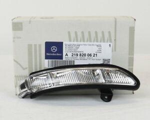 Mercedes-E-Klasse-W-S211-C219-Spiegelblinker-rechts-Blinker-Spiegel-A2198200621