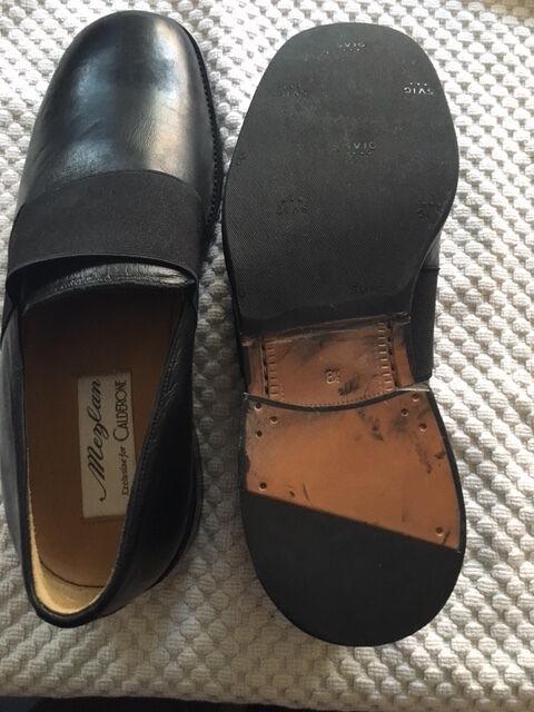 vanno a ruba Mezlan Mezlan Mezlan Uomo nero Leather scarpe. Dimensione 8.5D See Measurements  vendite calde