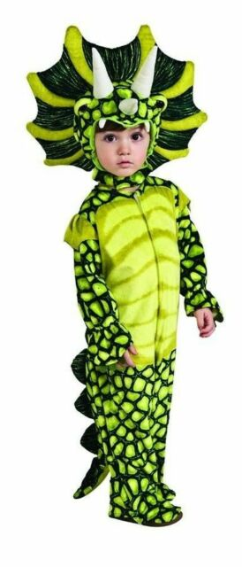 Rubie's Safari Triceratops Child Costume Small Officially Licensed