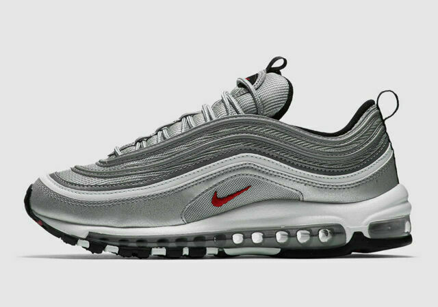 Size 10 - Nike Air Max 97 OG QS 2017 Silver Bullet