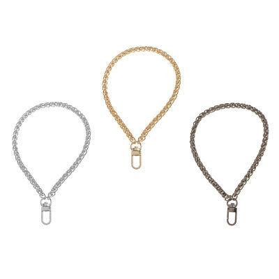 3//pack Metal Chain Wristlet Purse Handbag Wrist Strap Replacements Supplies